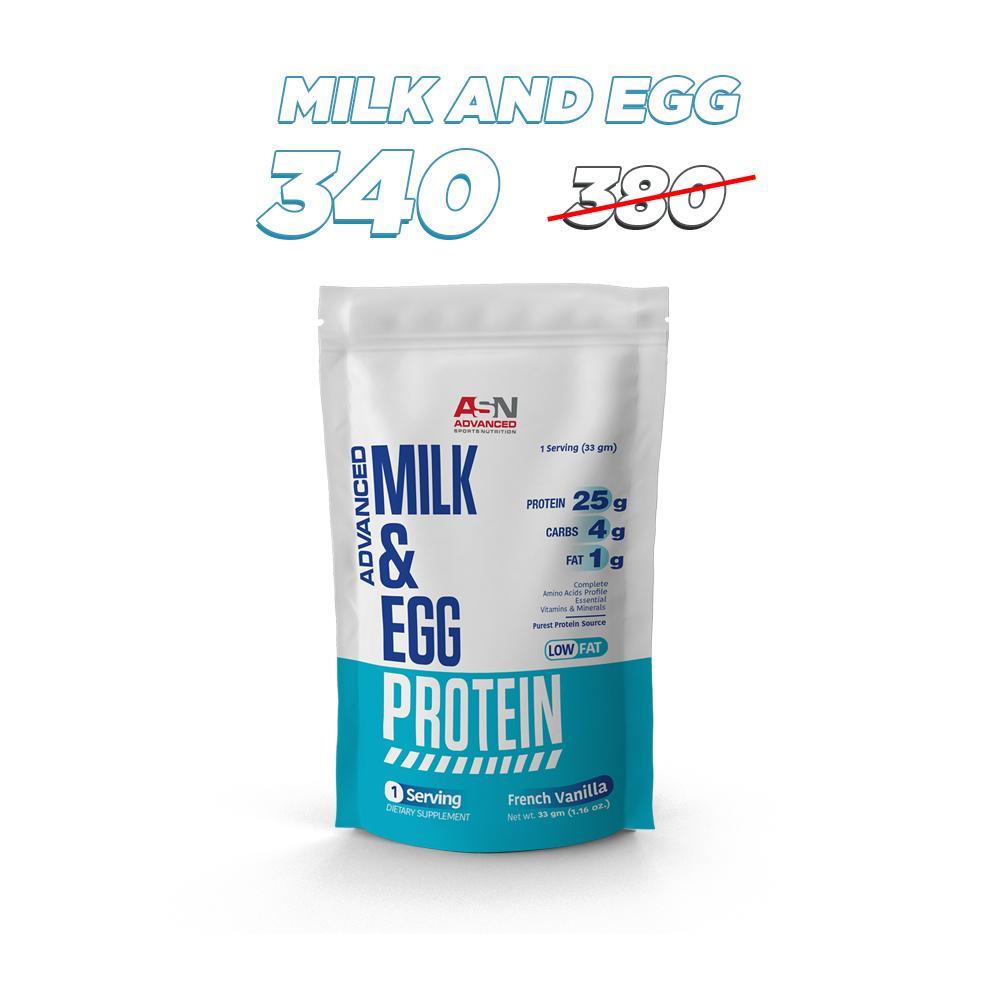 milk &egg